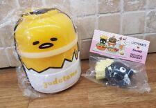 Sanrio Gudetama Lunch Box Hello Kitty & Chococat squishy NEW Anime Loot Crate