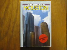 RAY MILLER (Died in 2008)Signed book(RAY MILLER'S HOUSTON-1st Edition  Hardback)