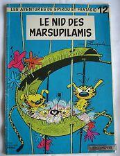 Les aventures de Spirou et Fantasio : Le nid des Marsupilamis
