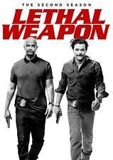 Lethal Weapon: Season 2 [2018] (DVD)