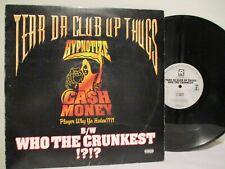 "Rap & Hip-Hop - TEAR DA CLUB UP THUGS  ""Who The Crunkest / Hypnotize Cash Money"""