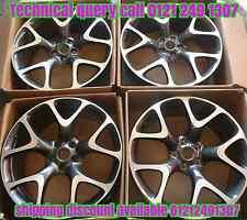 "19"" Roues en Alliage Convient 5x115 OPEL VAUXHALL AMPERA CASCADA Astra GTC Antara Zafira"