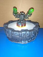 SKYLANDERS GIANTS ACTION FIGURE TERRA PRISM BREAK LIGHTCORE PS3 X360 Wii 3Ds
