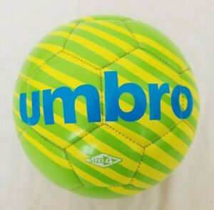 Umbro Arturo Size 4 Soccer Ball pre-owned