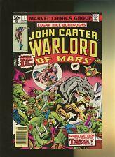 John Carter Warlord of Mars 1 FN+ 6.5 * 1 * 1st Marvel John Carter! Gil Kane!