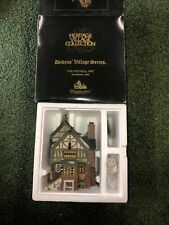 Dept 56 Dickens Village THE PIED BULL INN 2nd EDITION 1993 - IN ORIGINAL BOX