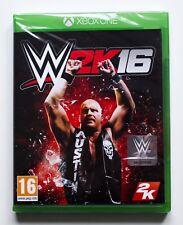 WWE 2K16 - XBOX ONE XBOXONE - PAL ESPAÑA - NUEVO PRECINTADO - WW WW2K16 WWE2K16