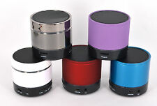 Altoparlante Bluetooth Wireless con Microfono Mini Portatile bassi per IPHONE SAMSUNG IPAD