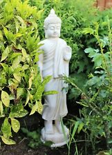 Garden Ornament Thai Buddha Ceramic Garden Outdoor Indoor Statue Standing