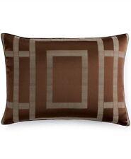 New Hotel Collection Standard Pillowsham Sham Savoy Espresso Brown
