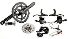 SHIMANO SORA 3500 Series Bike Groupset 9s Flat Bar Shifter Crank Derailleurs NEW