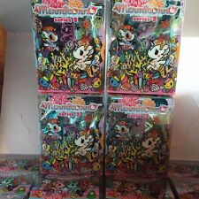 tokidoki Mermicorno series 2 single blind box x4
