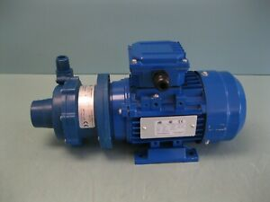 "1"" x 1/2"" Finish Thompson DB5P-M613 Magnetic Drive Pump 1/4 HP Motor F14 (2938)"