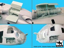 Black Dog 1/48 MH-53E Sea Dragon Engines & Electronics Big Set (Academy) A48071