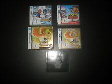 Nintendo DS Leer Hüllen Beschreibungen Pokemon Goldene Edition Mario Donkey Kong