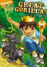 GO DIEGO GO!: GREAT GORILLA! (DVD)