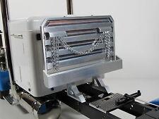 Custom Tamiya TOY R/C 1/14 Semi King Knight Hauler Rear Headache Aluminum Rack