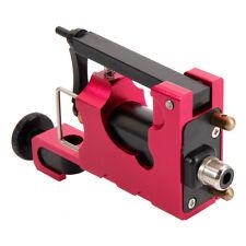 Wire Cutting Aluminum Alloy Rotary Motor Tattoo Machine Gun Shader Liner Red