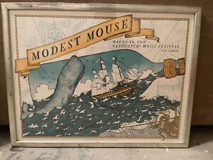 modest mouse poster Limited Number