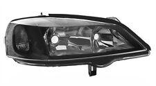 OPTIQUE AVANT DROIT BLACK GLACE LISSE OPEL ASTRA G CAB IRMSCHER 01/1998-01/2005