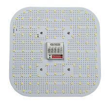 2D Lámpara LED 12W Sensor de microondas construido en blanco natural configuración ajustable