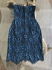 FOR LOVE AND LEMONS Sophia Bustier Dress Small NWT