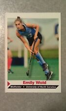 New listing Emily Wold UNC Field Hockey #384 Rookie Sports Illustrated for Kids SI For Kids