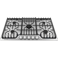 "Frigidaire Pro Stainless Steel 36"" 5 Burner Gas Cooktop Fpgc3677Rs"