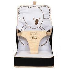 Bebé alimentación asiento Compacto Portátil de Viaje Bebé Asiento de la silla alta