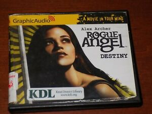 Graphic Audio - Rogue Angel 1: Destiny by Alex Archer CD Movie in Your Mind