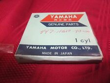 yamaha XS 650 piston rings new 447 11610 40