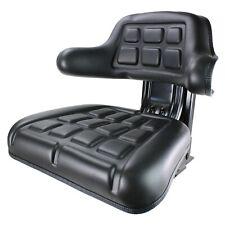 E-1672345M91 Wrap Around Black Seat Massey Ferguson TO35, TEA20, TO20, TO30 ++++