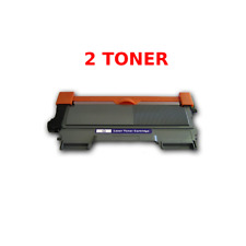 2 TONER PER BROTHER tn 2320 MFC-L2740 L2700DN e DW L2740DN L2740DW..........