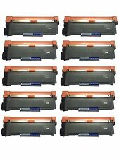 10PK NON-OEM TONER CARTRIDGE BROTHER TN-660 HL-L2305W HL-L2320D HL-L2340DW TN630