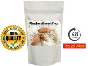 Almond Flour Ground Almonds 1kg 2kg 5kg 10kg Fine Blanched Powder Gluten Free
