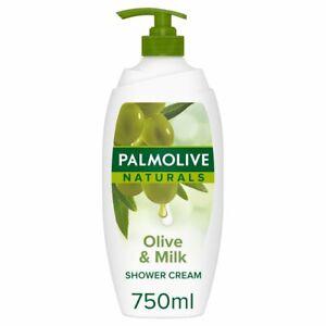 Palmolive Naturals Olive & Milk Shower Gel 750ml