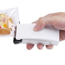 Portable Mini Home Heat Bag Sealer Sealing Machine Food Packaging Pouch Pla S7R1