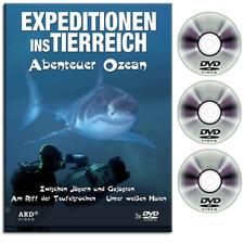 3 ARD DVD Box - Expeditionen ins Tierreich - Abenteuer Ozean - Neu