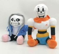 New Undertale Plush Papyrus Sans Temmie Soft Toy figure Asriel Stuffed Doll Gift