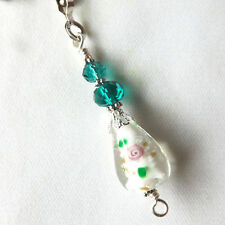 CEILING FAN / LIGHT / /LAMP PULL. HANDMADE. Murano bead  #201