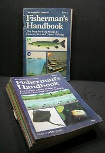 Fisherman's handbook. The Marshall Cavendish collection 1977 Part Set of 24