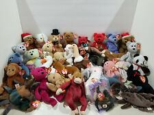 Lot Of 35 Beanie Babies All With Tags