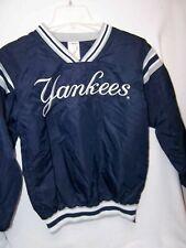 New York Yankees VTG embroidered V neck Pullover KID ATHLETE MBL