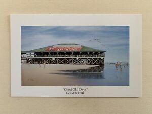 Jim Booth - Charleston, SC - Good Old Days - Prints - Mini Cards