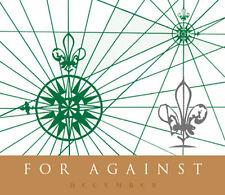 FOR AGAINST December CD reissue (w/videos) Joy Division, Pale Saints, REM