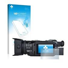 Canon Legria GX10 Display Schutzfolie Anti-Bakteriell Displayfolie Klar