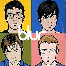 BLUR the best of (greatest hits) (CD album, promo) FOODCDDJ33 Brit pop 2000