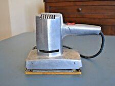 Vintage Shopmate Power Tools Electric  Wood Sander Model 1800 Type 1