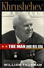 Khrushchev: The Man and His Era-ExLibrary