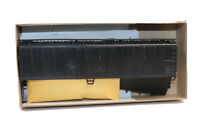 HO Athearn 50' Undecorated Black Mechanical Reefer Boxcar  Kit Original Box